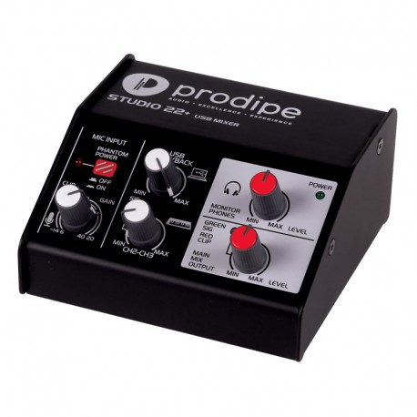 PRODIPE STUDIO 22 PLUS