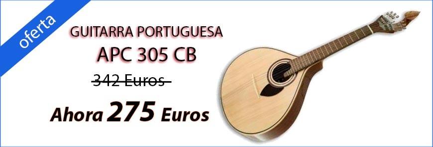 GUITARRA PORTUGUESA APC 350 CB