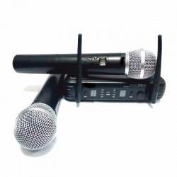 EK AUDIO WR-25D UHF MANO