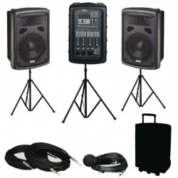 ALPHA AUDIO SYSTEM 1